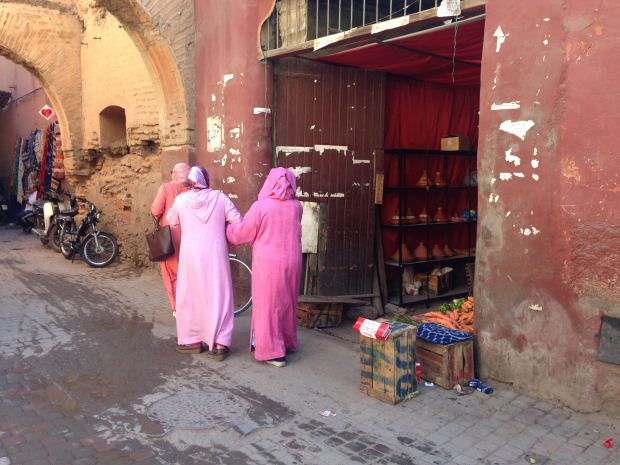 frauen-in-den-suks-in-marrakesch